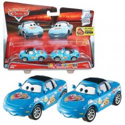Disney Pixar Cars fanynky Dinoco Mia a Tia