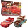 Disney Pixar Cars Blesk a Burák bez pneumatik