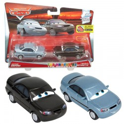 Disney Pixar Cars Heather Drifeng a Michelle Motor