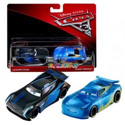 Disney Pixar Cars 3 Jackson Storm a Danny Swervez