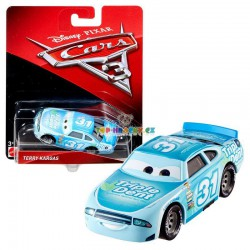 Disney Pixar Cars 3 Terry Kargas