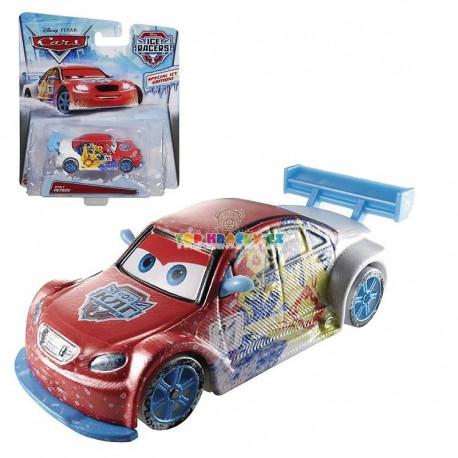 Disney Pixar Cars  Vitaly Petrov závody na ledě