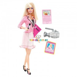 Barbie TV moderátorka ICB
