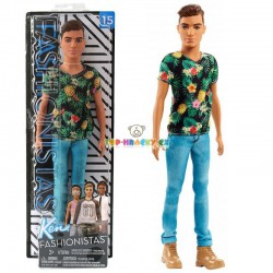 Barbie fashionistas model Ken 15