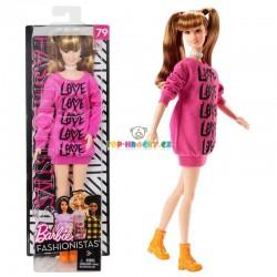 Barbie fashionistas modelka 79