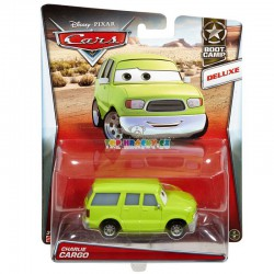 Disney Pixar Cars Deluxe Charlie Cargo