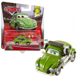 Disney Pixar Cars Cruz Besouro se sluchátky