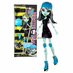 Monster High sport příšerka Frankie Stein