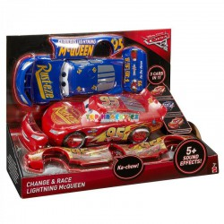 Disney Pixar Cars 3 Vyladěný Blesk McQueen