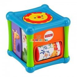 Fisher Price Kostka s aktivitami