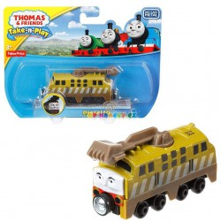 Fisher Price Take-n-play mašinka Diesel 10