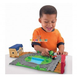 Fisher Price Take-n-play Hrací sada Percy s poštou