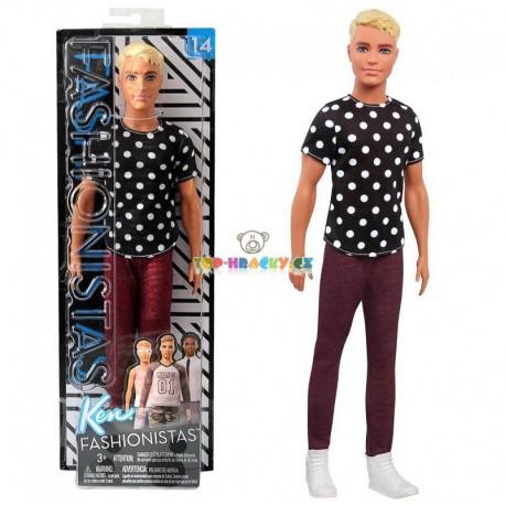 Barbie fashionistas model Ken 14