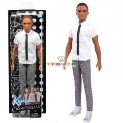 Barbie fashionistas model Ken 10