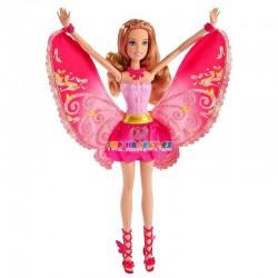 Barbie FS Kamarádka růžová