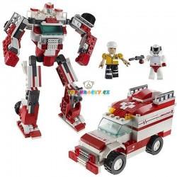 Kre-o Transformers stavebnice Autobot Ratchet