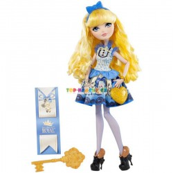 Ever After High šlechtici Blondie Lockes