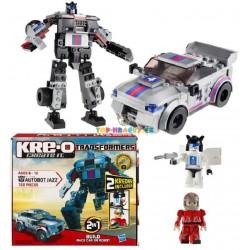 Kre-o Transformers Autobot  Jazz
