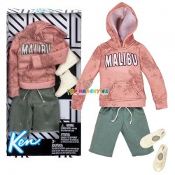 Barbie Kenovy oblečky s mikinou