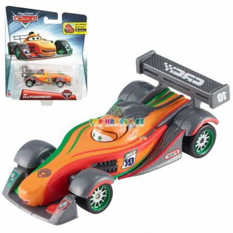 Disney Pixar Cars Rip Clutchgoneski Carbon Racers