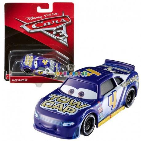 Disney Pixar Cars 3 Jack DePost