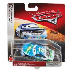 Disney Pixar Cars metalický Dino Draftsky
