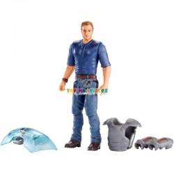 Jurský svět základní figurka Owen trenér dinosaurů