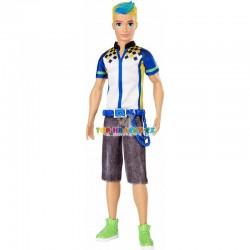 Barbie Ken ve světě her