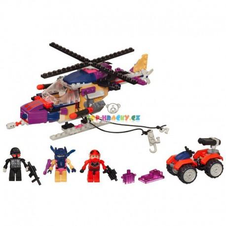 Kre-o Transformers  stavebnice Rotor Rage s vrtulníkem