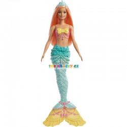Barbie Kouzelná tyrkysová mořská víla