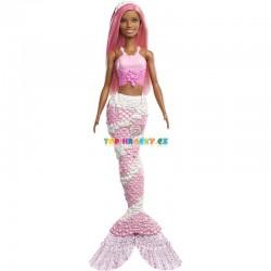 Barbie Kouzelná růžová mořská víla