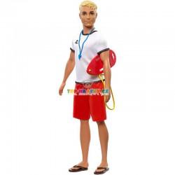 Barbie Ken povolání plavčík