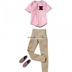 Barbie Kenovy oblečky se sportovní košilí