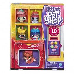 """LPS Littlest Pet Shop """"automat na zvířátka"""" s liškou"""