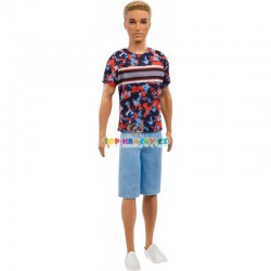 Barbie fashionistas Model Ken 118