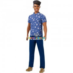 Barbie fashionistas Model Ken 114