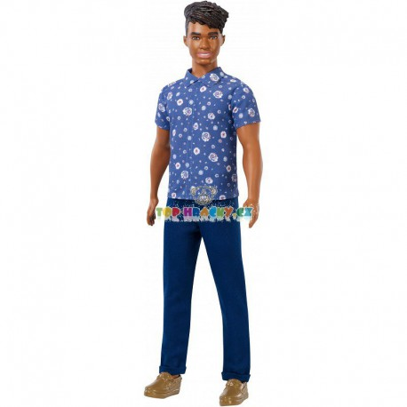 Barbie fashionistas Model Ken 114
