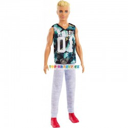 Barbie fashionistas Model Ken 116