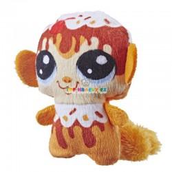 LPS Littlest Pet shop plyšové zvířátko opička ukryté v pytlíčku