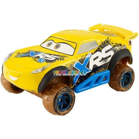 Cars XRS odpružený závoďák Cruz Ramirez