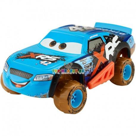 Cars XRS odpružený závoďák Cal Weathers