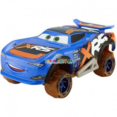 Cars XRS odpružený závoďák Barry DePedal