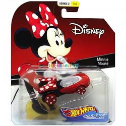 Hot Wheels Angličák kultovní postavy Minnie Mouse