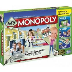 Moje monopoly společenská hra