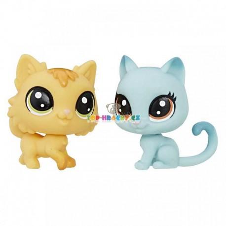 LPS Littlest Pet Shop kočka 95 a 96