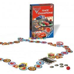 Cars 2 Závod šampiónů - společenská hra