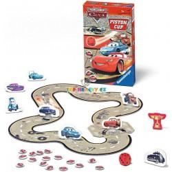 Cars Závod Piston Cup s Bleskem - společenská hra