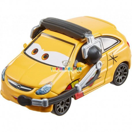 Disney Pixar Cars Petro Cartalina