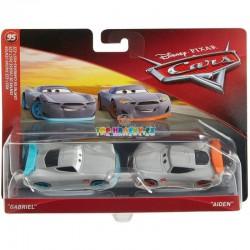 Disney Pixar Cars Gabriel a Aiden