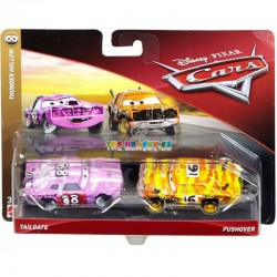 Disney Pixar Cars Tailgate a Pushover